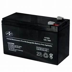 Batterie 12 Volts : sealed lead acid deep cycle 12 volt batteries ~ Farleysfitness.com Idées de Décoration