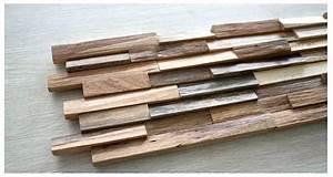 Mur En Bois Intérieur Decoratif : panneaux muraux en bois massif rev temen ~ Teatrodelosmanantiales.com Idées de Décoration