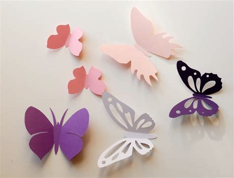 You want something new for your room ? paper butterfly   http://lomets.com