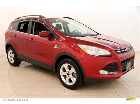 2014 Ford Escape Se Specs by 2014 Ruby Ford Escape Se 1 6l Ecoboost 4wd 112523468