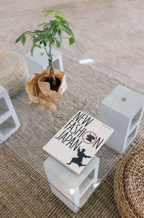 12 meubles DIY à fabriquer avec des parpaings   BricoBistro