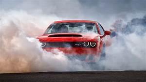 2018 Dodge Challenger SRT Demon Wallpaper HD Car