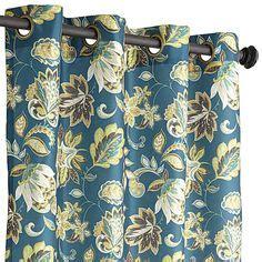pier 1 imports bird curtains bird of paradise pakshi curtains set of 2 world market