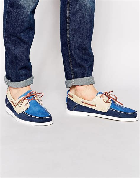 Timberland Heritage Boat Shoes Uk by Timberland Heritage Boat Shoes Blue Aranjackson Co Uk