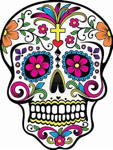 Sugar Skull HD Wallpaper - WallpaperSafari