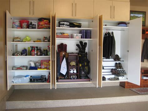 garage storage units diy garage storage