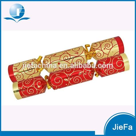 hot sales high quality custom luxury christmas crackers
