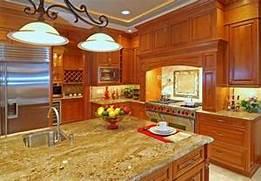 Are The Advantages Of Concrete Countertops Over Marble And Or Granite Granite Kitchen Design Granite Countertops Home D Kitchen Remodel Cherry Cabinetry Granite Countertop RobinStar Quilting New Granite Counter Tops