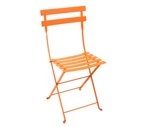 Fermob Bistro Duraflon Chair by Fermob Bistro Chair Authentic Metal Folding Bistro Chairs