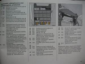 Opel Omega B 2 5 V6 1997r  Wali Bezpiecznik Nr14