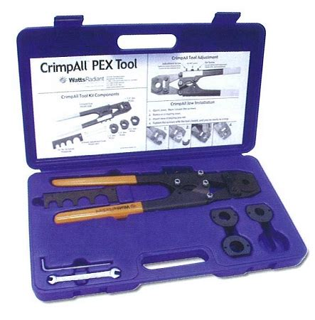 pex crimpall tool kit