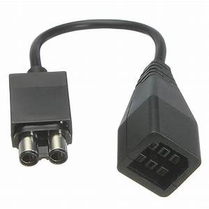 XBox 360 To Xbox ONE Power Supply Plug Adapter Convert