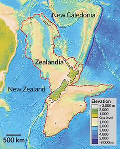 Is Zealandia a continent? | Science News for Students