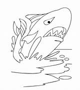 Coloring Whale Printable Nemo Momjunction Toddler sketch template