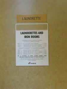 no self service laundry room on magic cruise critic