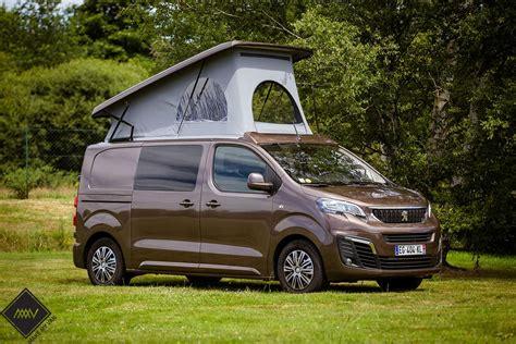 Toit Relevable Sca Pour Peugeot Expert Et Citroën Jumpy