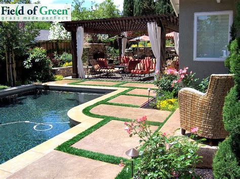 Can You A In Your Backyard by Add Some Style To Your Backyard With Artificial Grass From