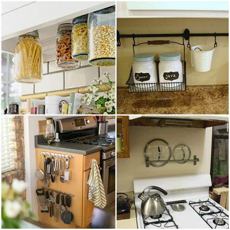 kitchen island ideas 15 clever ways to get rid of kitchen counter clutter