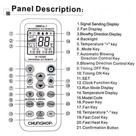tips    aircon remote controller effectively