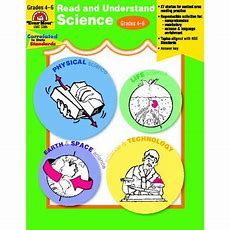 Evanmoor Read And Understand Science, Grades 4 To 6 Walmartcom