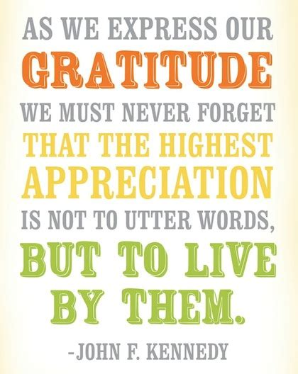 Express Gratitude Quotes