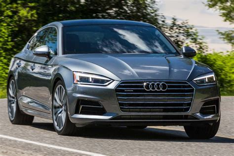 Audi A5 2019 by 2019 Audi A5 Sportback Review Autotrader