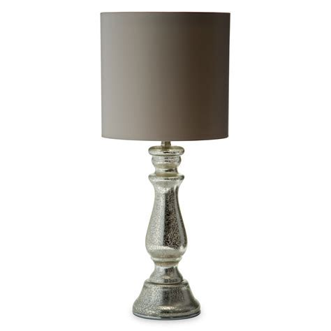 Gold Mercury Glass Table Lamp ALL ABOUT HOUSE DESIGN