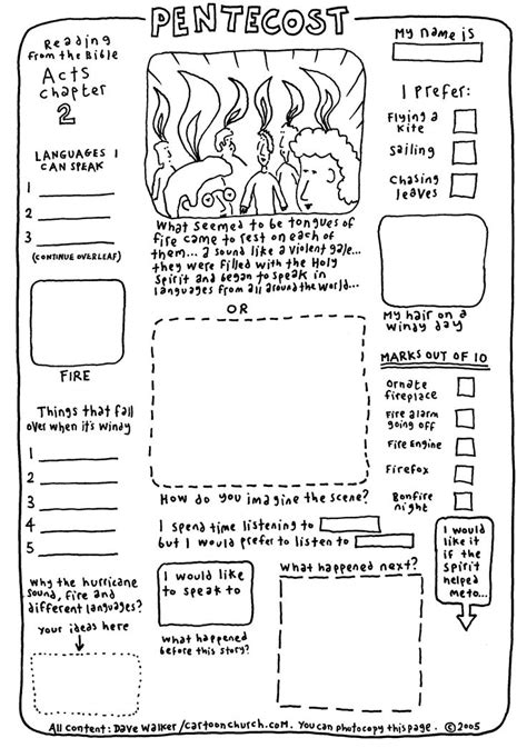 pentecost worksheet pentecost crafts and lessons for