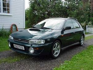 1996 Subaru Impreza - Information And Photos