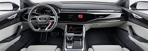 Audi Q8 Interieur : audi q8 2017 price specs and release date carwow ~ Medecine-chirurgie-esthetiques.com Avis de Voitures