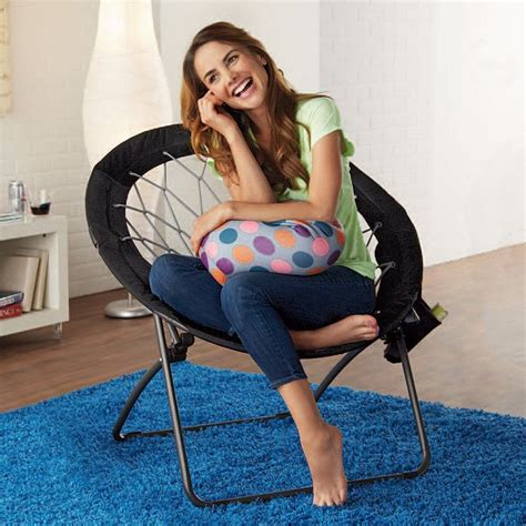 Brookstone Bungee Chair Mini by 1000 Ideas About Bungee Chair On Beds Gaming