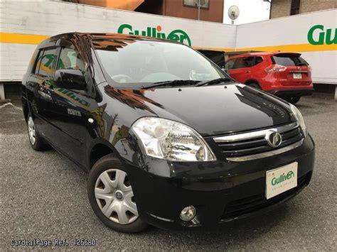 May Used Toyota Raum Dba Ncz Ref No