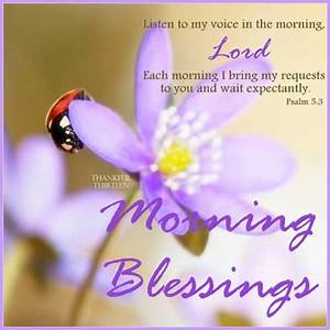Morning Blessings Pictures, Photos, and Images for