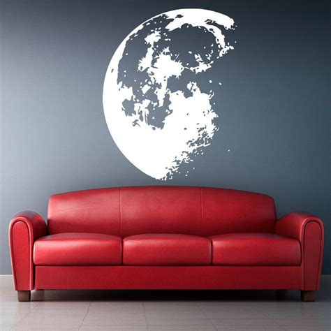 aliexpress com buy new design outer space moon wall