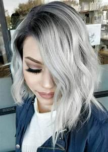 30 creative grey hair color ideas