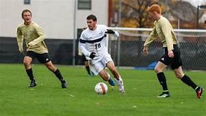 Ithaca College men's soccer team ties Houghton College ...