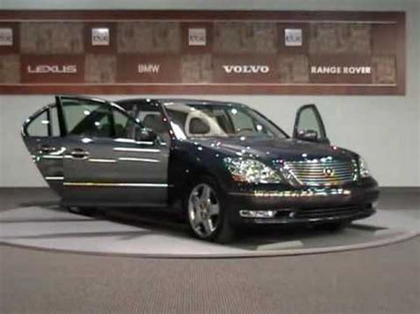 roycroft ls for sale 2006 lexus ls430 youtube