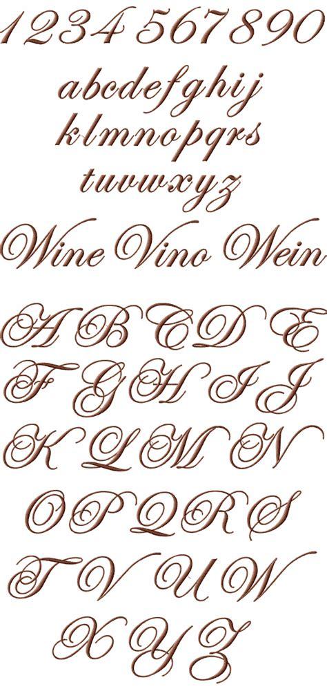 plain elegant script