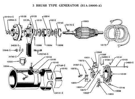 Ford Generator Wiring Diagram by Ford Generator Wiring Diagram Wiring Schematics Diagram