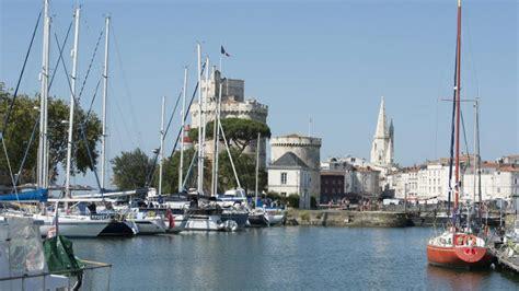la rochelle un des plus grands ports de plaisance d europe