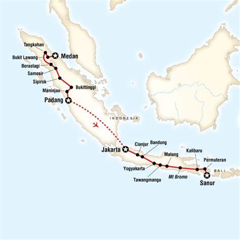 indonesia   shoestring sumatra java  kuta
