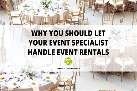 Event Specialist by Why You Should Let Your Event Specialist Handle Your
