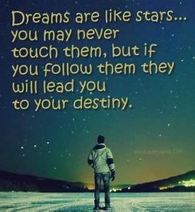 Stars And Quotes On Destiny. QuotesGram