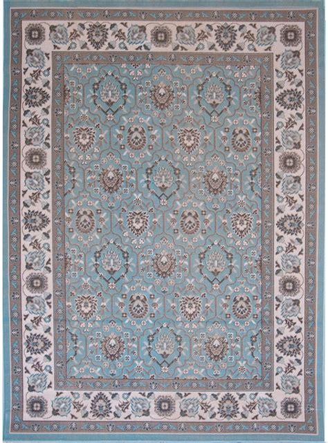 blue area rugs 5x7 aqua blue traditional 5x7 area rug bordered
