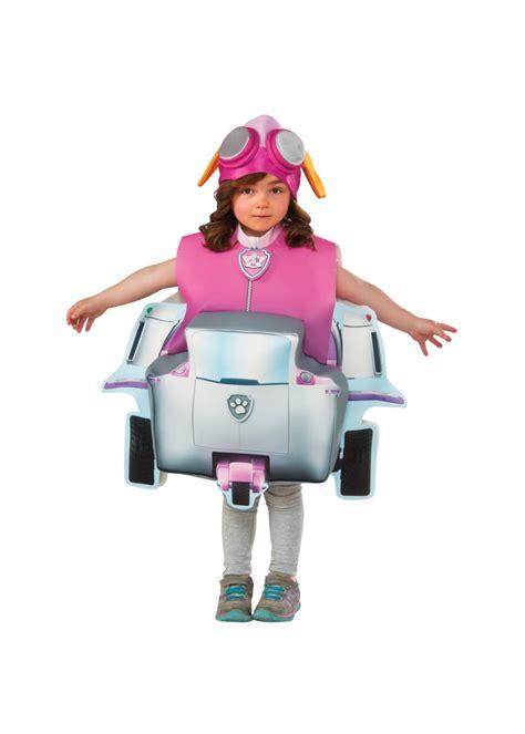Paw Patrol Skye Girls Costume - New Arrivals