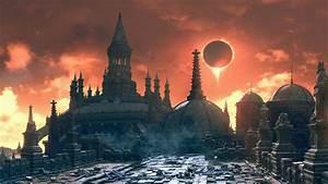 Dark, Souls, Dark, Souls, Iii, Eclipse, Hd, Games, Wallpapers