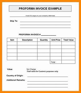 for customs purposes only invoice customs invoice customs With proforma invoice for customs template