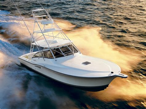 Albemarle Boat Construction by Research 2011 Albemarle Boats 410 Express Fisherman On
