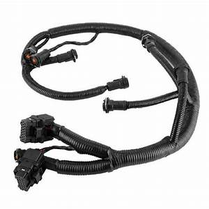 6 0l Powerstroke Fuel Injector Module Wiring Harness For