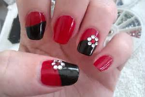 Quick nail design ideas : Easy diy nail designs for beginners